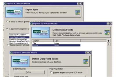 la solution inputaccell assure une prise en charge native des scanners fujitsu,