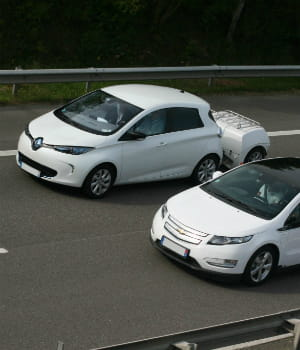le range extender permet d'accroître l'autonomie des voitures électriques.