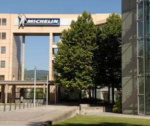 le siège de michelin, à clermont-ferrand.