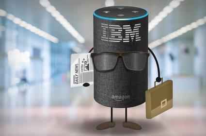 Watson Assistant, futur Alexa d'entreprise?