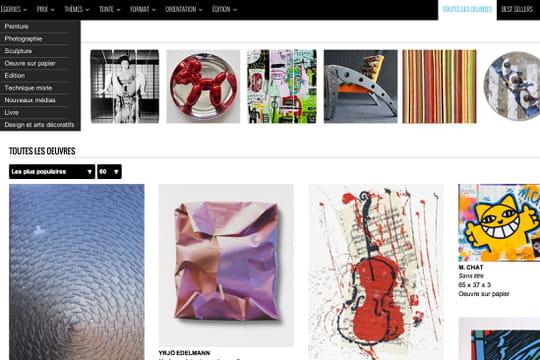 Confidentiel : le site de vente d'œuvres d'art Artsper lève 1,2 million d'euros