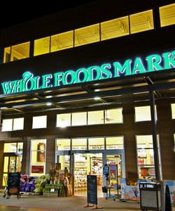 whole foods, grand groupe de distribution alimentaire aux etats-unis.