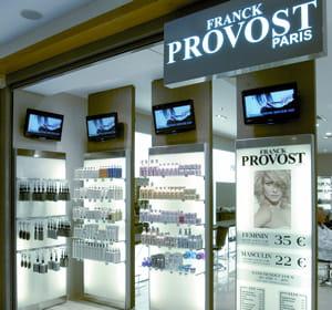 toute la stratégie de franck provost repose sur la notoriété de son fondateur.