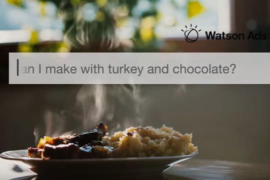 IBM Watson met de l'intelligence artificielle dans ses pubs