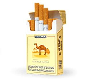 camel est une marque de reynold's america inc.