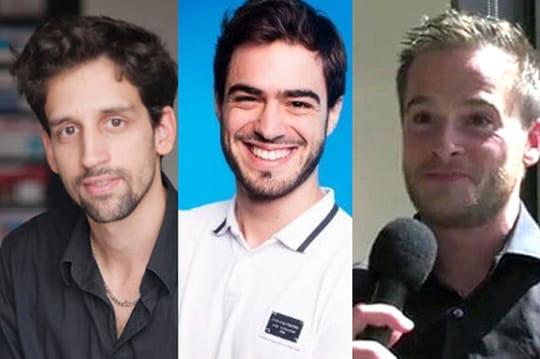 Trois Français lèvent 2 millions de dollars pour lancer une école IT aux US