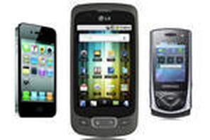 Les meilleurs téléphones portables à Noël