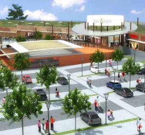 le centre commercial angoulême soyaux à soyaux comprendra 25boutiques sur