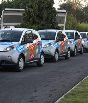 autolib' a créé une gamme de sept forfaits réservés aux entreprises de toutes