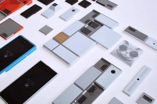 Project Ara : le smartphone modulaire de Google sera commercialisé en 2015