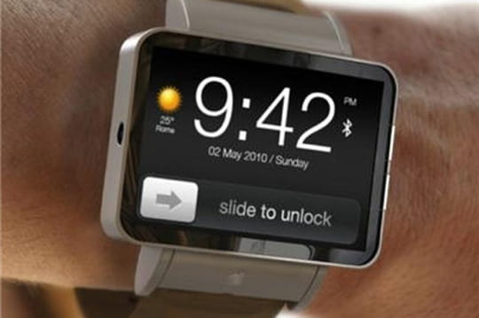 iWatch : Apple rencontre des problèmes de conception