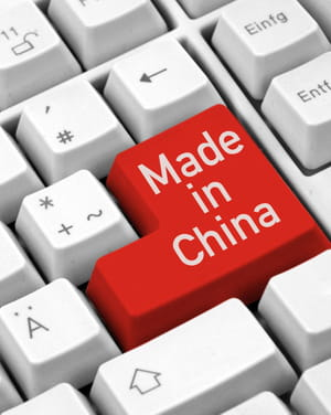 la chine compte 618millions d'internautes.