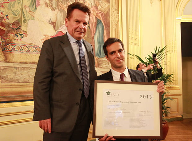Gautier Machelon (Multiposting), lelauréat2013