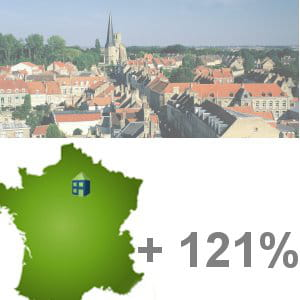 bussy-saint-georges est la 4e ville de france qui a gagné le plus d'habitants