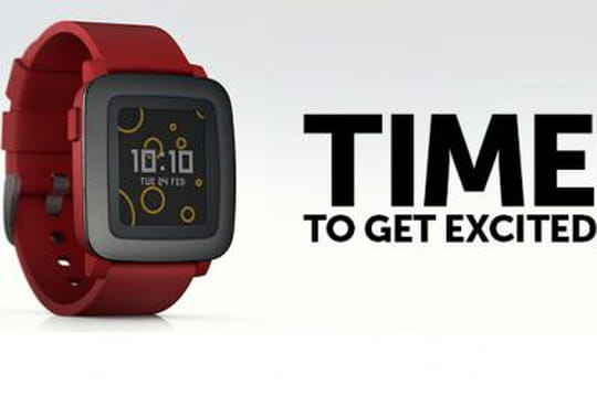 Pebble Time : Pourquoi la montre connectée bat tous les records sur Kickstarter