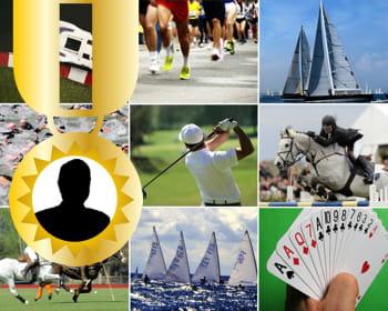 quels sont les patrons qui s'engagent en compétition pendant leurs loisirs ?
