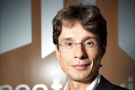 """Bruno Patino (France TV) : """"FranceTV Info doit arriver dans le top 5 des sites d'actualités"""""""