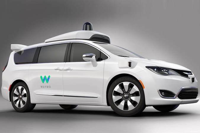 Véhicule autonome: après Google, les autres Gafam entrent dans la course