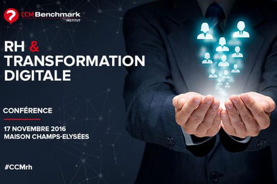 """La """"Journée RH et transformation digitale"""" aura lieu le 17novembre"""