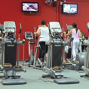 le marché des salles de fitness est estimé à 1,3 milliard d'euros en france.