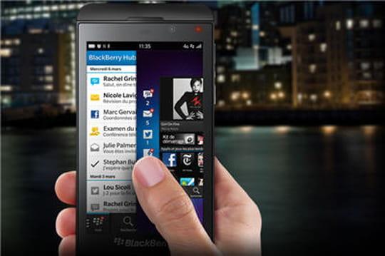 BlackBerry 10.1 : le point sur les nouvelles fonctions