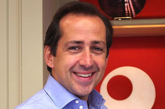 Portrait de Frédéric Laluyaux