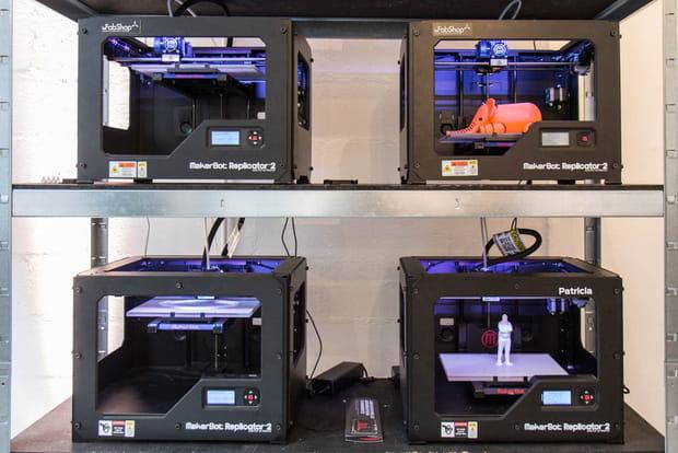 Imprimantes 3D MakerBot