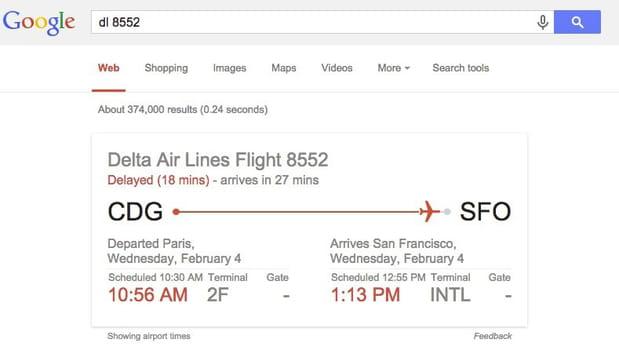 Suivre les vols d'avion en temps réel