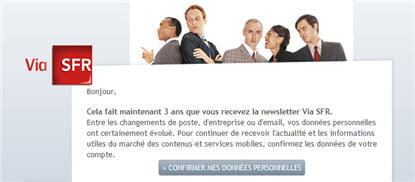 Exemple mail relance client inactif