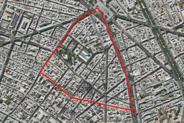 16e: Enfants-Rouges (3e arrondissement)