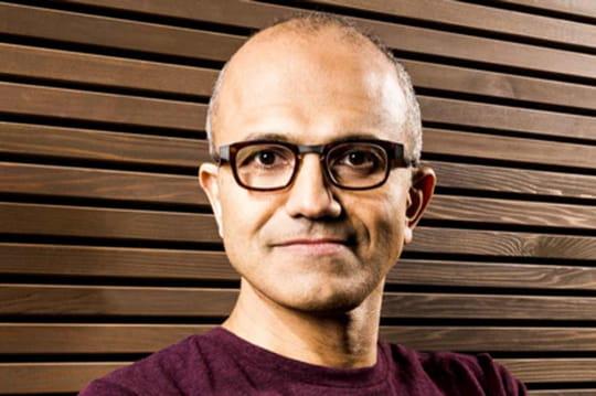 Premier e-mail de Satya Nadella à ses employés comme PDG de Microsoft