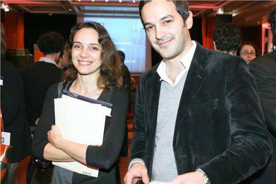 Alexia André et Raphaël Roy (Procter & Gamble)