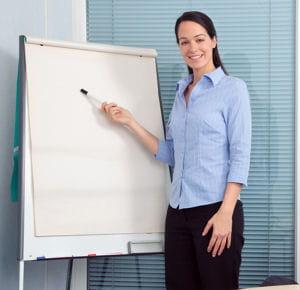 n'hésitez pas à revisiter l'offre point par point sur un paper board.