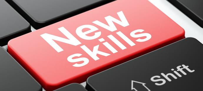 Cinq compétences numériques indispensables en entreprise