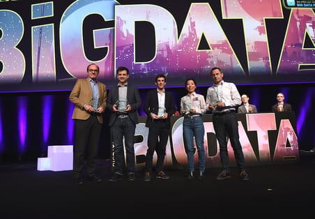 Trophées Big Data Paris 2018: voici les gagnants