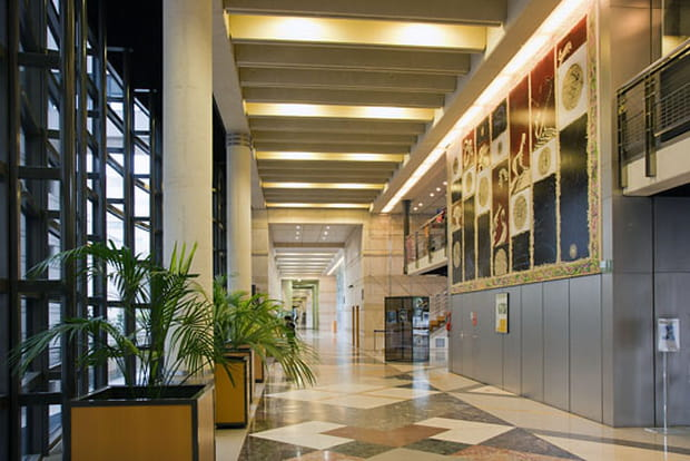 Bercy : hall Pierre Bérégovoy