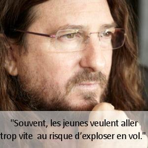 jacques-antoine granjon, fondateur de vente-privée.com.