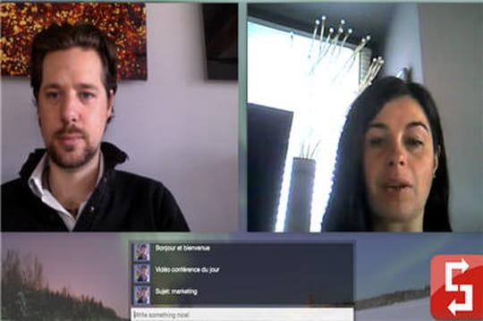 CRM cloud : de la vidéoconférence gratuite dans Simple CRM