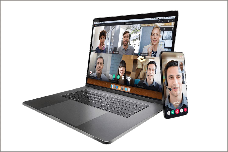 GotoMeeting: la visioconférence d'entreprise