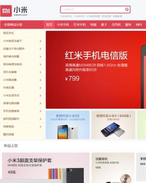 xiaomi bouleverse le marché avec ses smartphones low-cost.