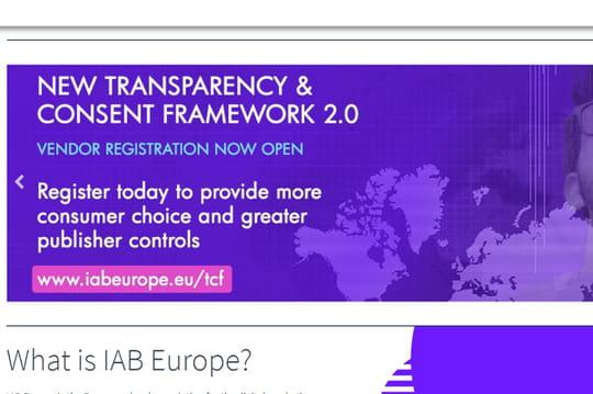 L'IAB Europe prolonge le support de la V1du TCF jusqu'au 15août