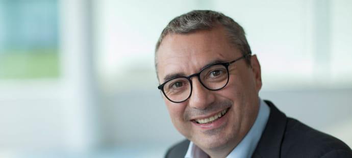 """Cédric Mignon (Caisse d'Epargne):""""Notre appli mobile est un instrument de conquête de clients"""""""