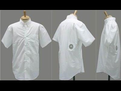 chemise climatisée