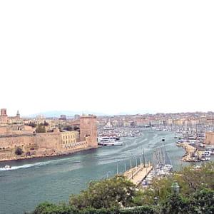 le vieux port de marseille.