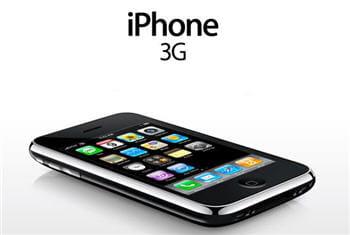 avec l'iphone 2, apple veut faire de l'ombre à rim en entreprise.