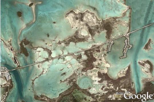L'art abstrait des Keys Island
