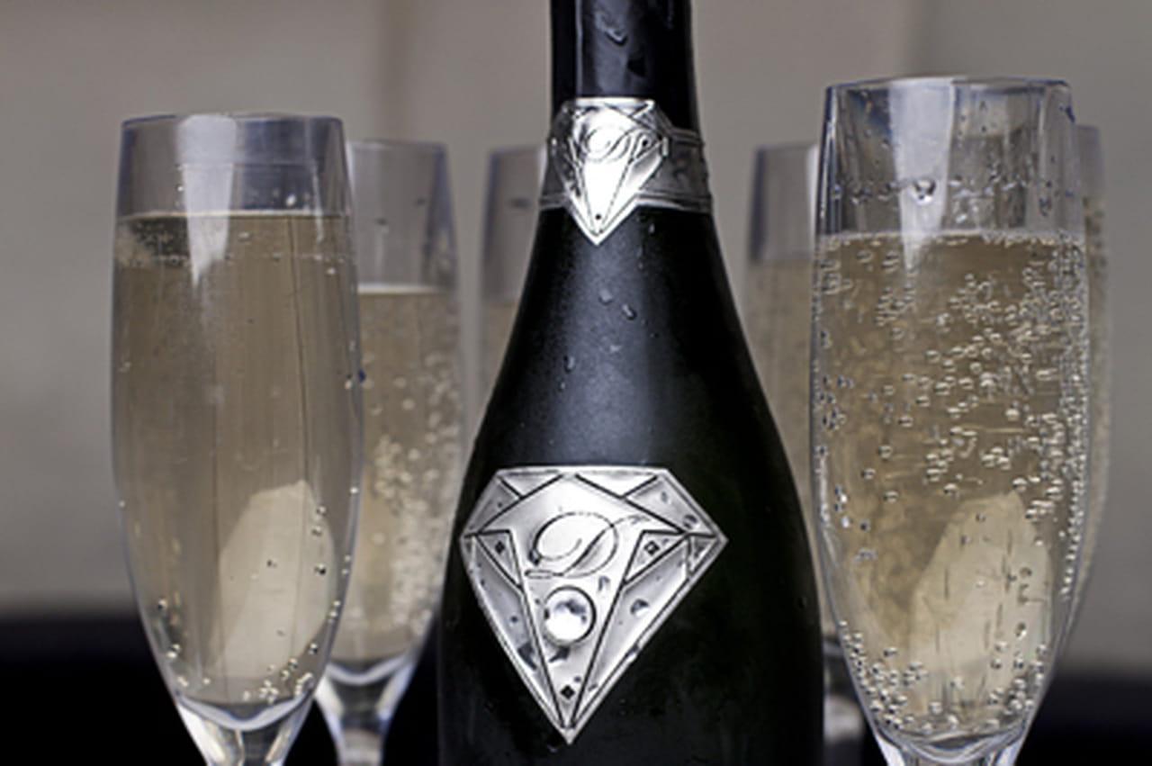 Le Champagne Le Plus Cher Du Monde