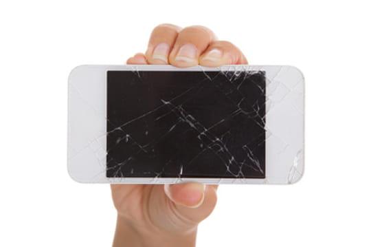 Pourquoi l'écran de l'iPhone 6 n'est-il pas en saphir ?