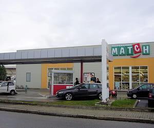 le prix du gazole dans les stations match a baissé de 4,85% en 2009.