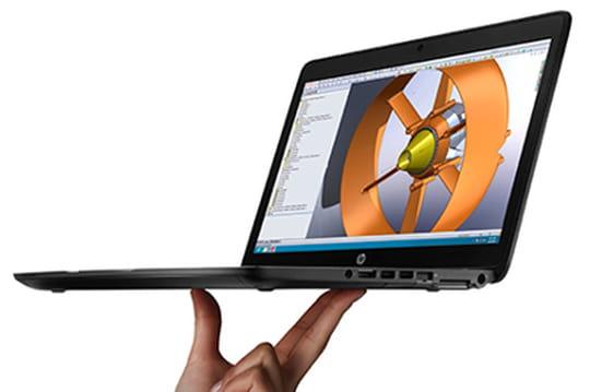 CES 2015 : HP dégaine deux ultrabooks survitaminés
